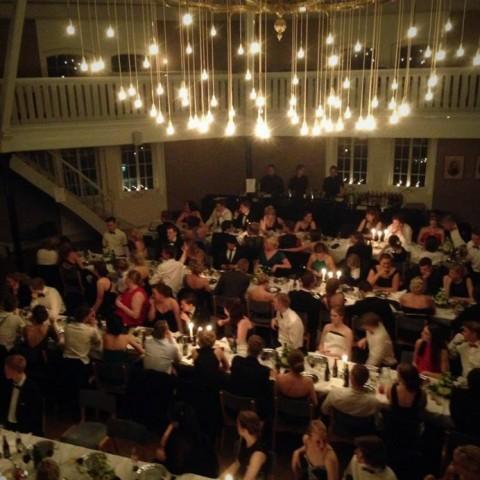 Leje af mobil bar og leje af professionelle bartendere til gallafest