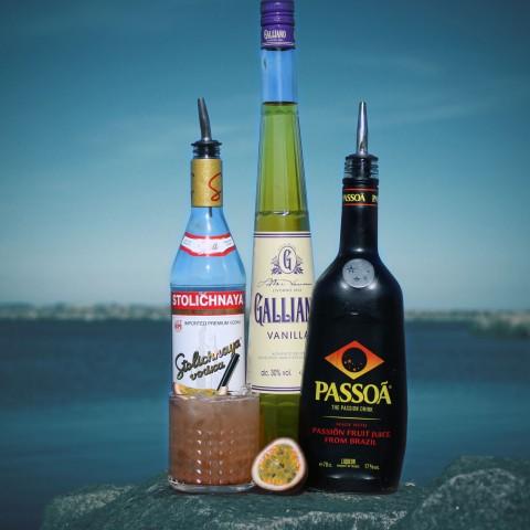 Passionada drink